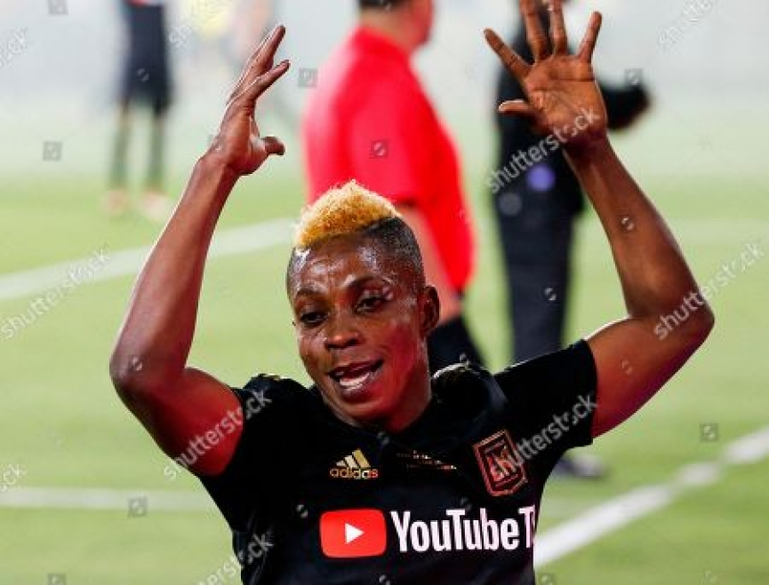 Latif Blessing grabs his 5th goal, 5th assist for Los Angeles FC in MLS