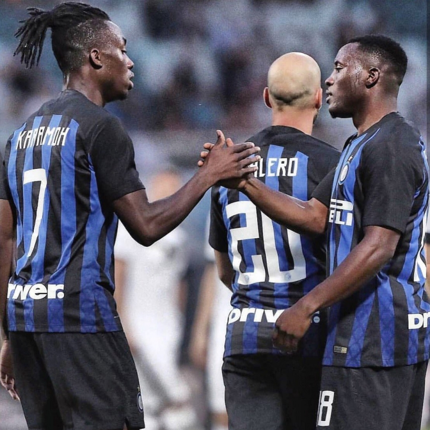 Inter Milan manager Luciano Spalletti lauds Kwadwo Asamoah