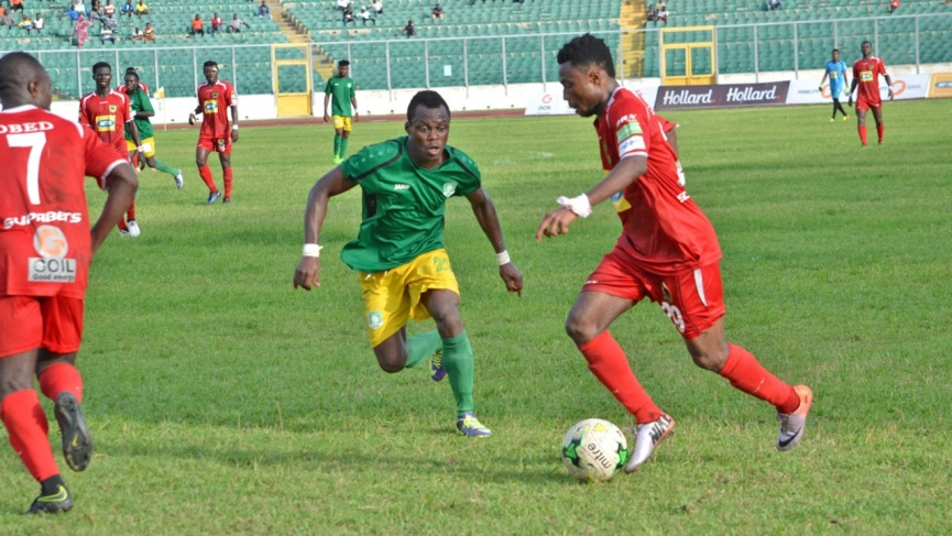 PREVIEW: Asante Kotoko vs Aduana Stars - Kotoko to finish first round on high note