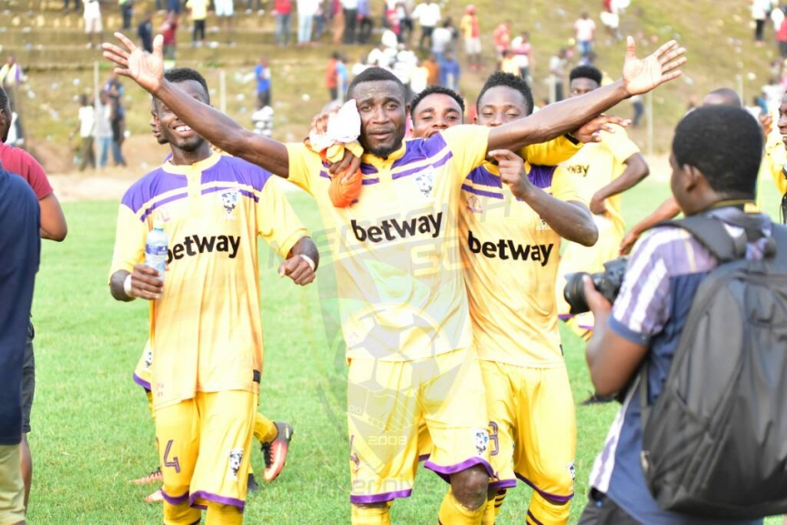 MATCH REPORT: Hearts of Oak 1-1 Medeama - Tahiru's late goal deny Hearts to end first round with victory