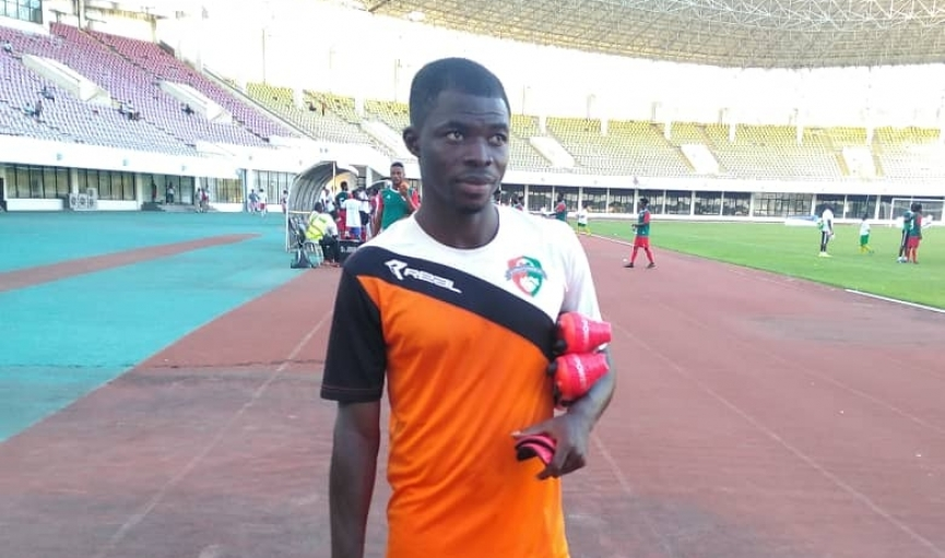 King Faisal set to sign workaholic midfielder Frank Amankwa