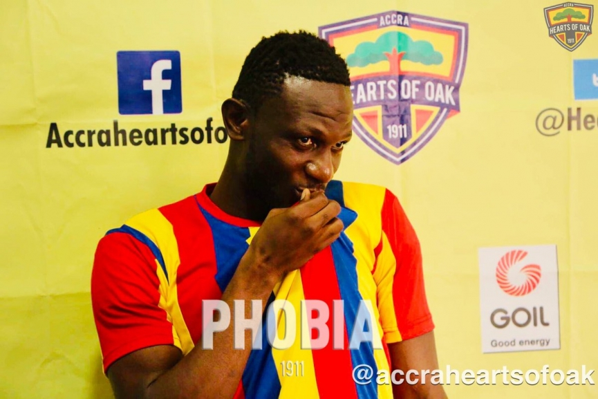 What Mohammed Alhassan Will Bring To Hearts