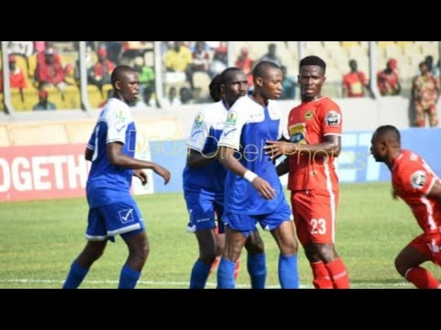 MATCH REPORT: Asante Kotoko 1-1 Al Hilal - Songne Yacouba saves Porcupine Warriors from defeat in Kumasi
