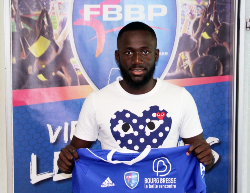 EXCLUSIVE: Ghana's Edwin Quarshie joins French club FBBP 01