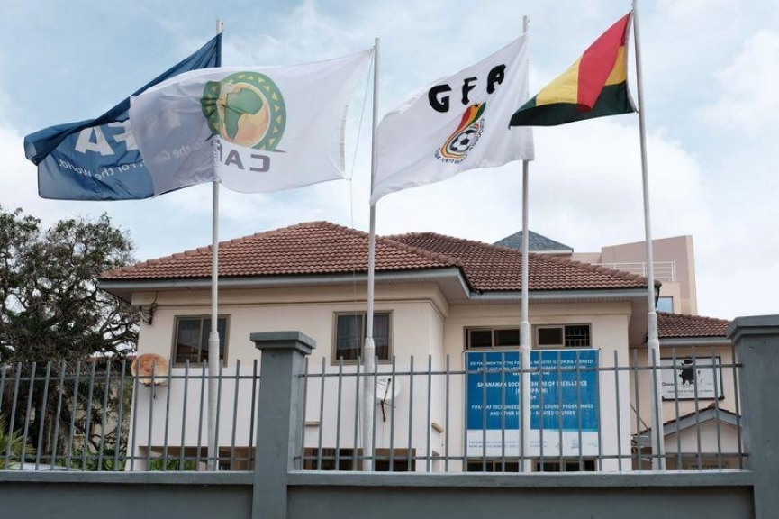 Ghana FA fined $10,000 by CAF