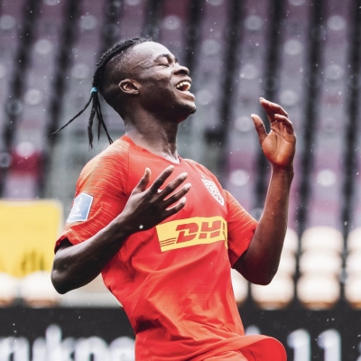 Black Stars new boy Kamal-deen Sulemana scores BRACE to propel FC Nordsjaelland to victory
