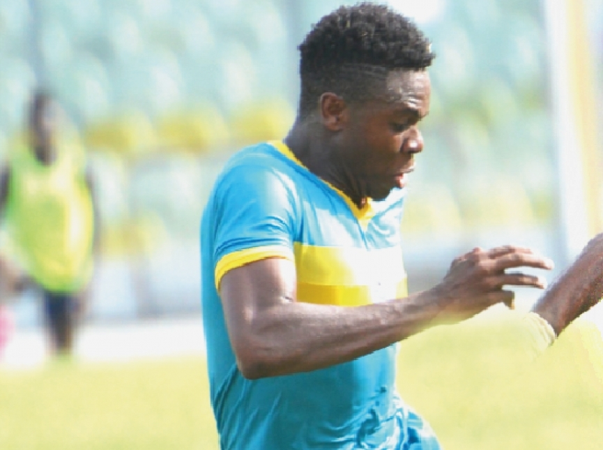 Budu's Corner: Why Nicholas Mensah Is The Player Hearts of Oak Must Go For