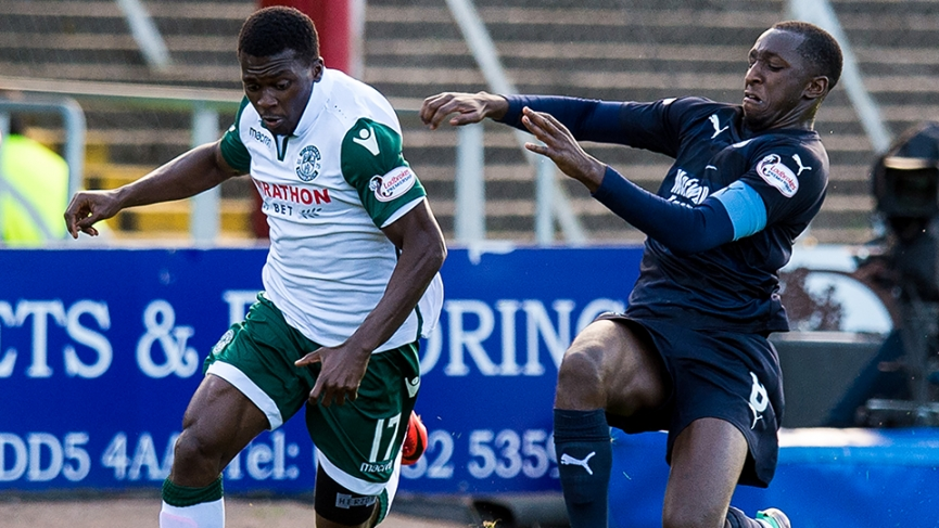 Thomas Agyepong credits Neil Lennon with instilling braveness in his wingers