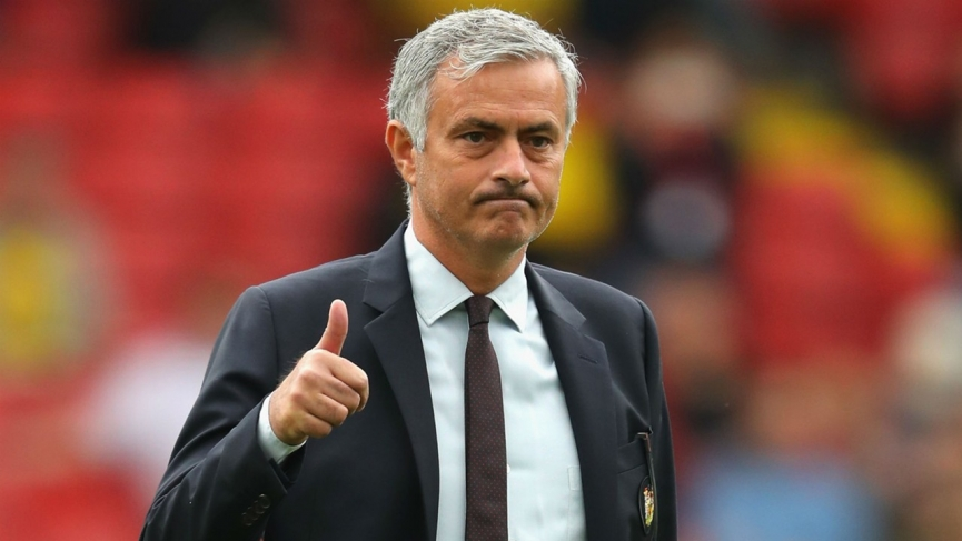 I really love Ghana - Jose Mourinho; Check his reasons