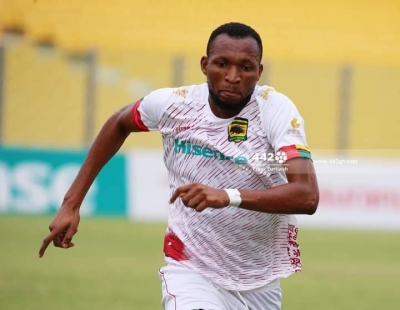 Latif Anabila limps off with injury ahead of Ebusua Dwarfs clash
