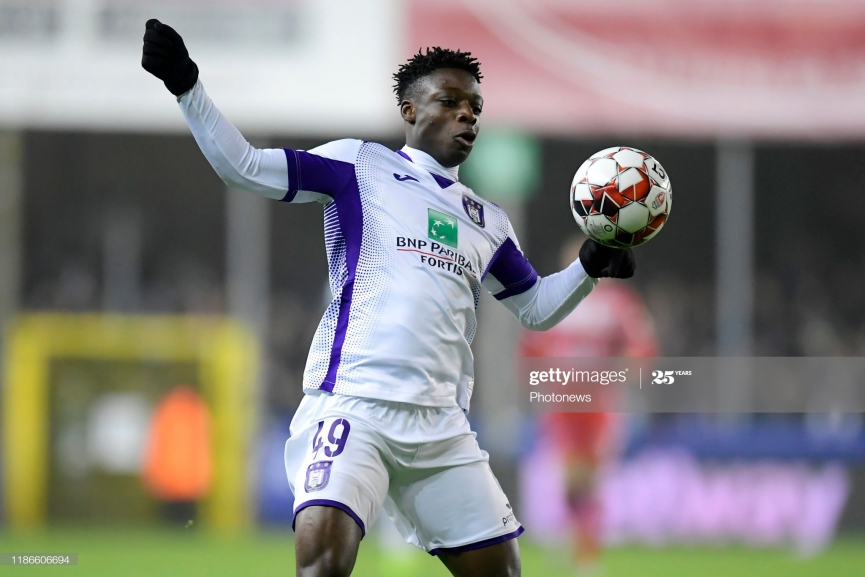 Liverpool to sign Ghanaian teen Jeremy Doku