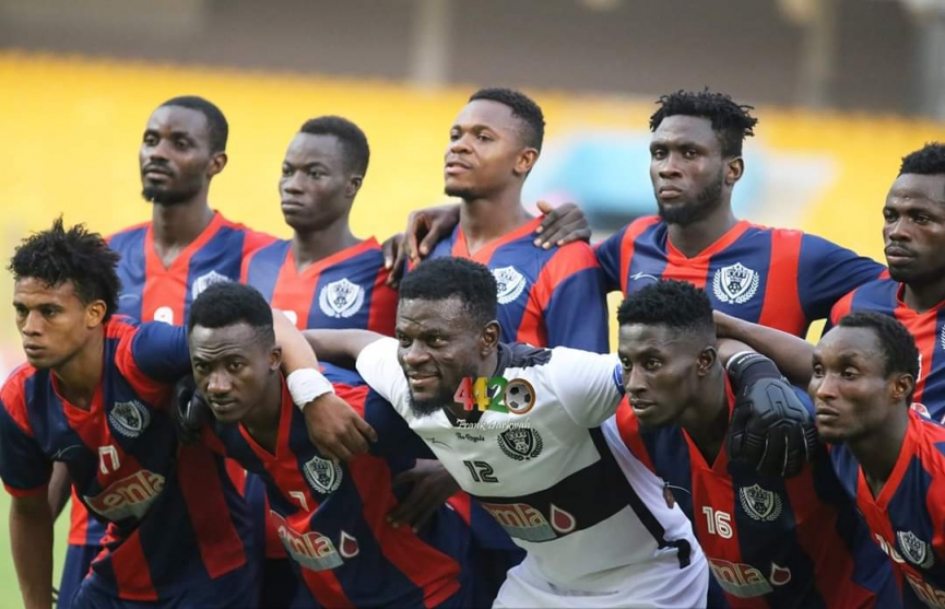 BREAKING: Legon Cities sack 20 players