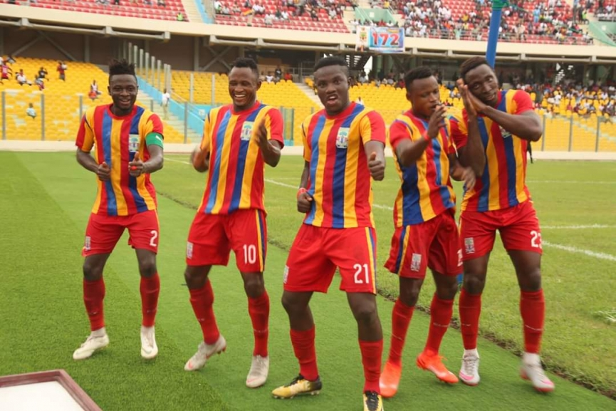 NC Special Cup Report: Liberty Professionals 0-1 Hearts of Oak - Obeng Junior grabs first away win for the Phobians