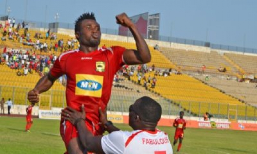Bring our kits - Kotoko tell Frederick Boateng