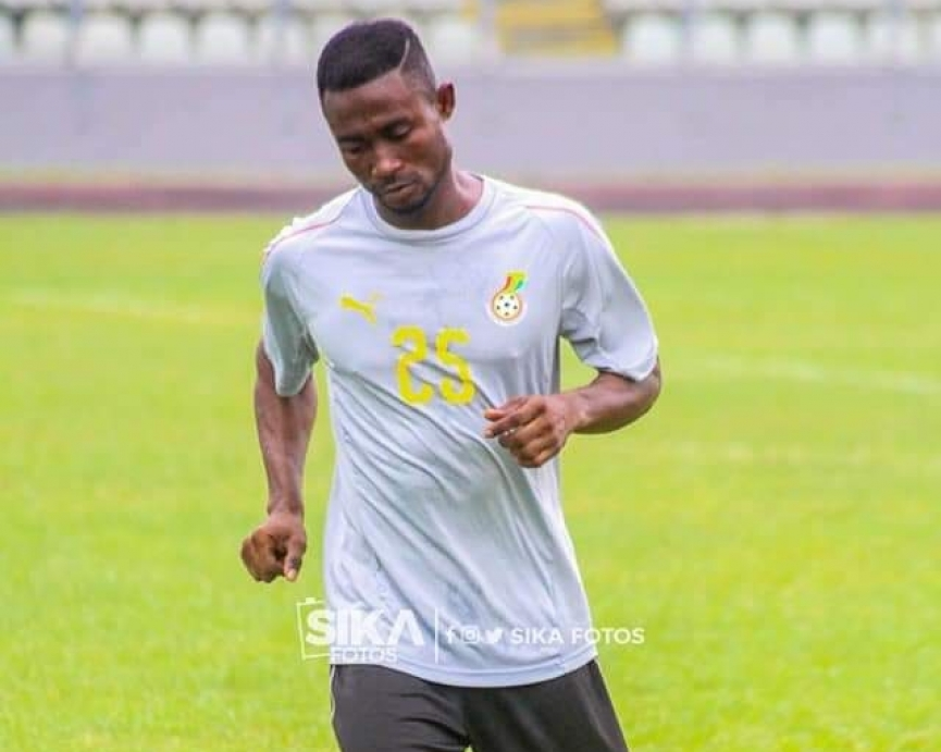 Highly-rated striker Prince Opoku Agyemang joining Medeama