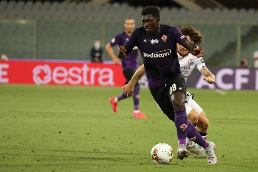 Alfred Duncan wins Top FV award after Cagliari drawn game