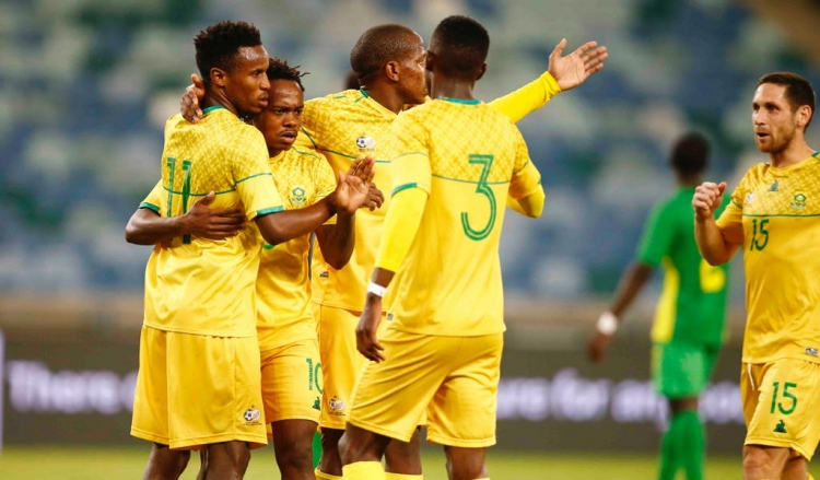 South Africa name 26-man squad for Ghana clash
