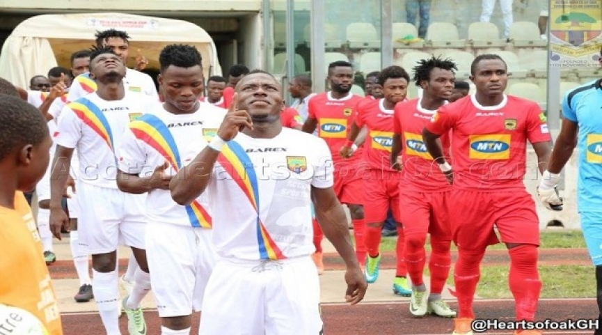 G-8 Preview: Asante Kotoko vs Hearts of Oak - Driven by time to salvage some omen for one of the side