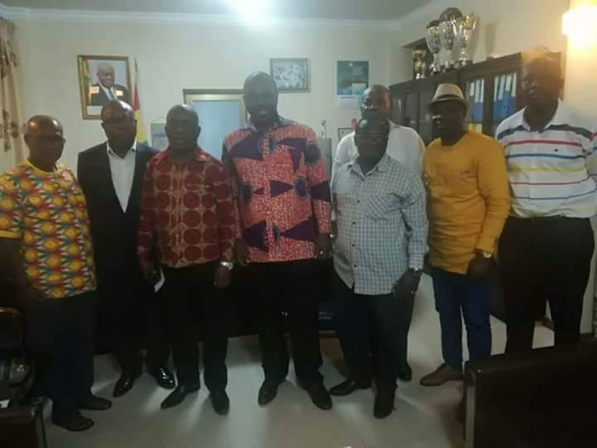Government INSIST to dissolve Ghana FA - Sources