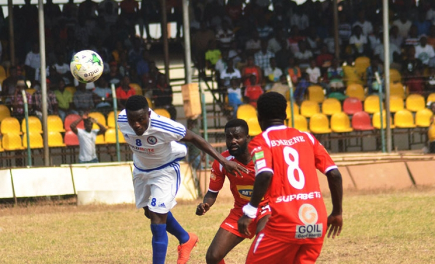 PREVIEW: Kotoko vs Berekum Chelsea - Can Chelsea stand the quills of the Porcupine?