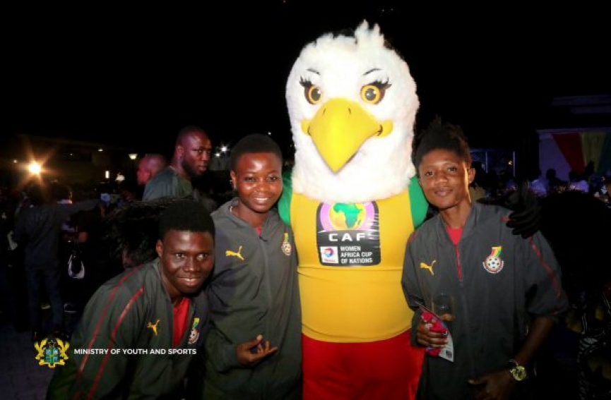 AWCON 2018: Mascot 'Agrohemaa' tour to hit various Schools in Accra