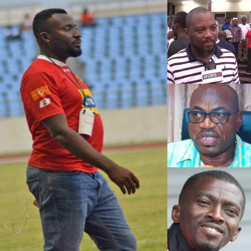 Meet Asante Kotoko's new management