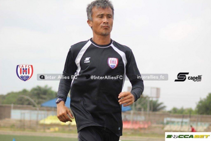 I will work on our poor performance - Kenichi Yatsuhashi