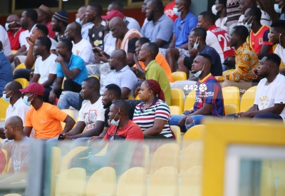 BREAKING: GFA to close down stadium of clubs found of flouting the 25% attendance rule