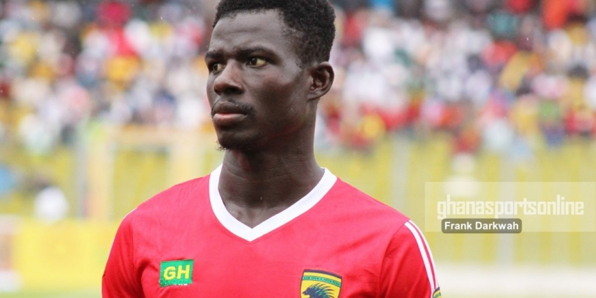 Prince Acquah attributes fine form to coach Paa Kwasi Fabian