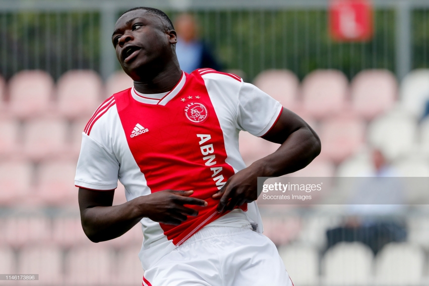 BREAKING: Ghanaian youngster Brian Brobbey named in Ajax squad for Champions League