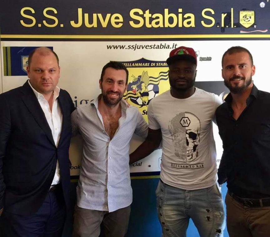 EXCLUSIVE: Bright Addae completes move to Italian club Juve Stabia