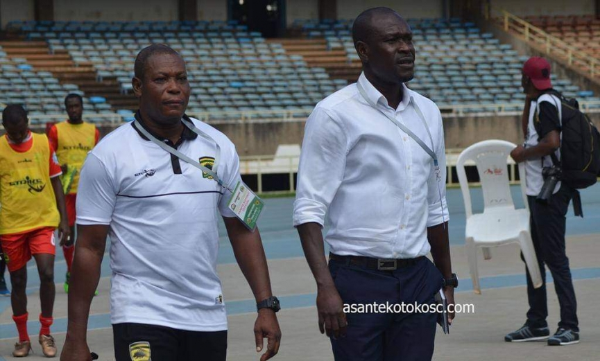 Kotoko coach C.K Akonnor urges supporters to avoid unnecessary pressure ahead of Zesco United clash