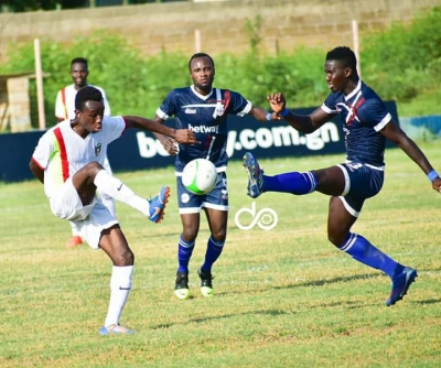 MATCH REPORT: Eleven Wonders hold Liberty Professionals in Dansoman to extend unbeaten streak