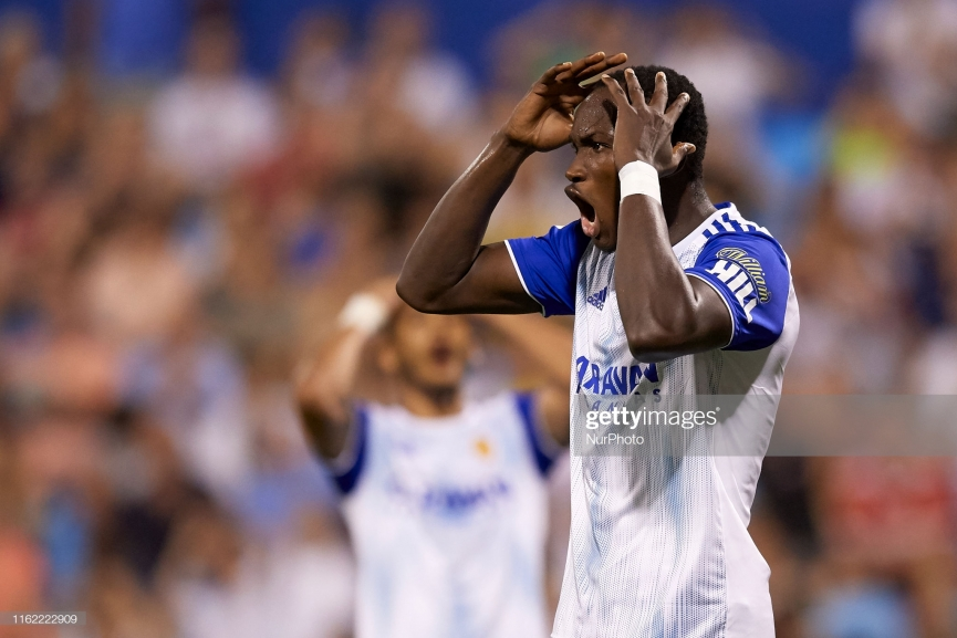 BREAKING NEWS: Raphael Dwamena suffers another Heart problem; ruled out of football indefinitely