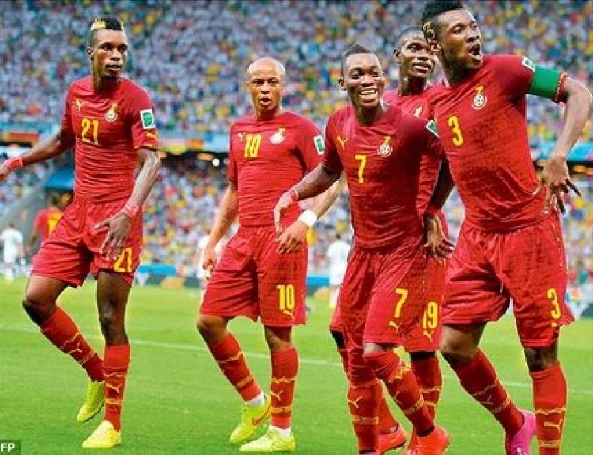 Ghana move up in latest FIFA Ranking