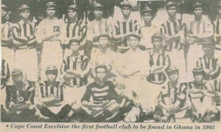 TODAY IN HISTORY: Ghana's first ever club was founded