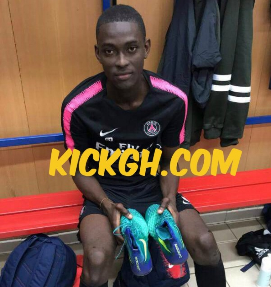 EXCLUSIVE: Ghanaian youngster Faisal Adams lands at PSG