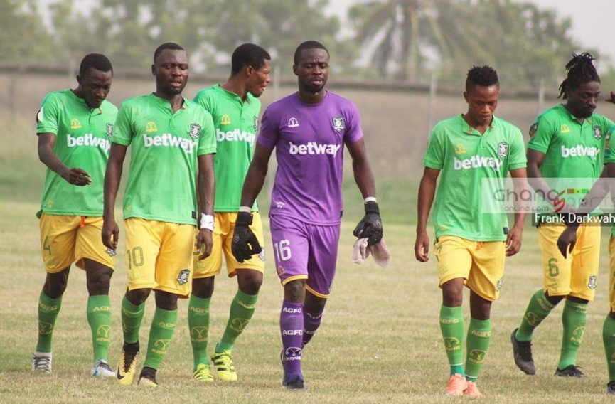 MATCH REPORT: Aduana Stars demolish Fosa Juniors in a seven-goal thriller