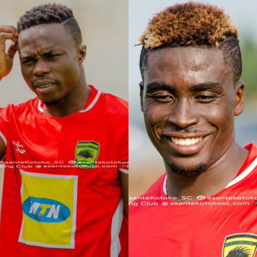 Kotoko duo earn Black Stars 'B' call-up