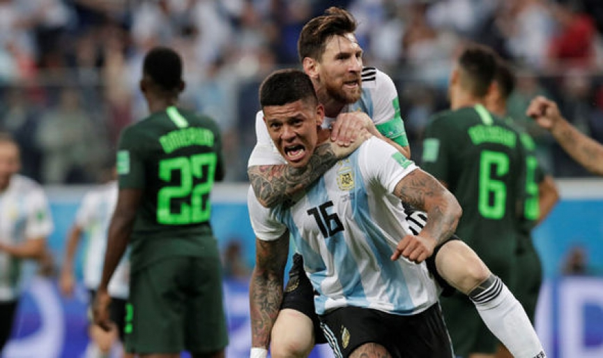 NIGERIA 1- 2 ARGENTINA: Four major talking points as Argentina left it late against Nigeria
