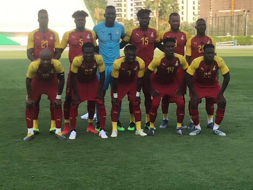Coach Kwesi Appiah names Ghana line up to face Benin today; Asamoah Gyan, Kwadwo Asamoah & others benched