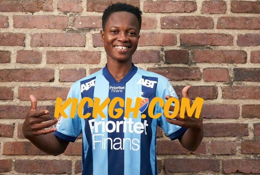 Exclusive: Portia Boakye joins Swedish club Djurgården