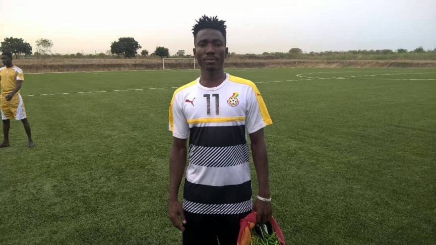 Clement Amanteak gets Black Satellites call-up