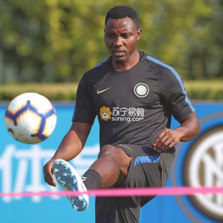 Kwadwo Asamoah starts preseason with Inter Milan