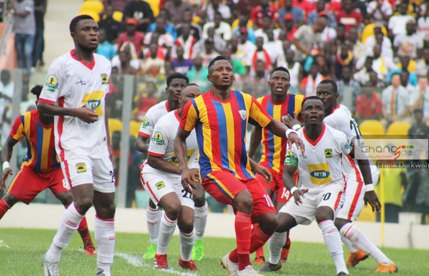 CONFIRMED: Kotoko to face Hearts of Oak in 2019 President Cup; Check date and venue