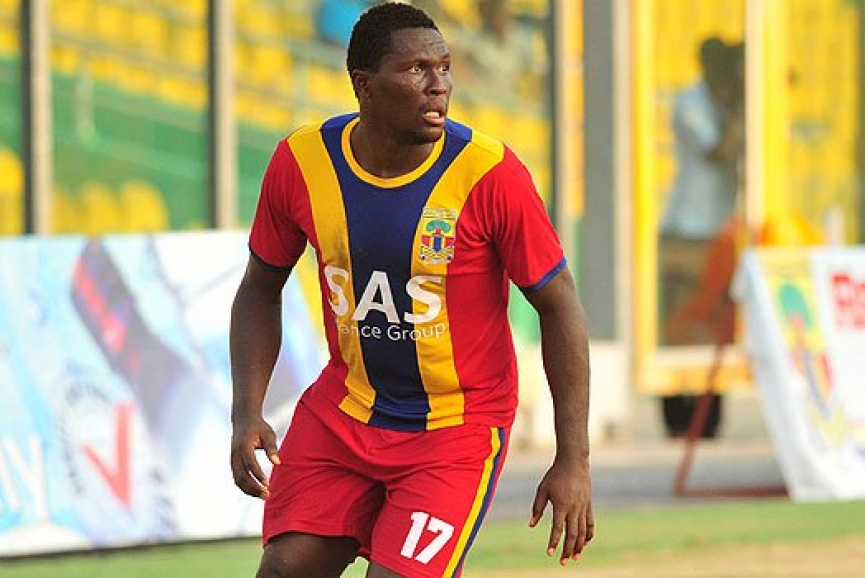 Coach Nuttall asks Fiamenyo, Awotwe & three others to stay away from Hearts of Oak