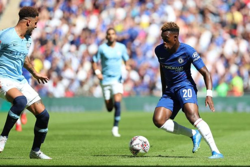 Ghana's Hudson-Odoi stars in Chelsea defeat to Man City