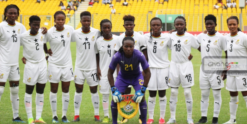 Black Queens Coach Mercy Tagoe invites 30 players ahead of Gabon clash