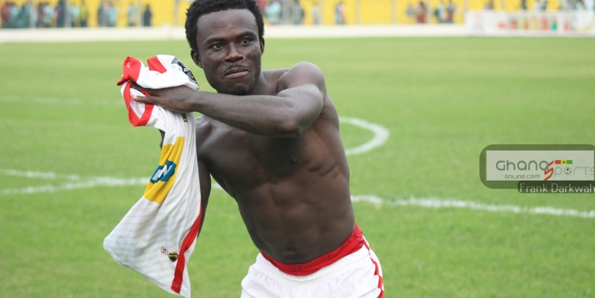 Augustine Sefah signs new deal with Kotoko