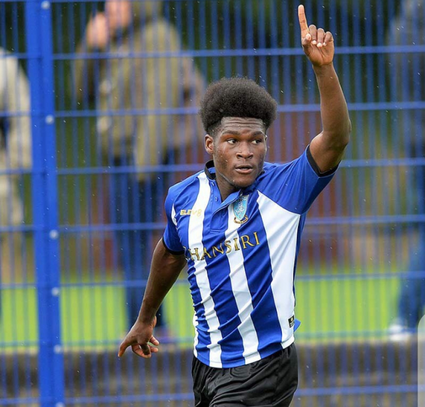 EXCLUSIVE: Ghanaian kid Charles Hagan signs for Sheffield Wednesday